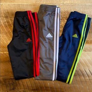Adidas boys athletic shorts